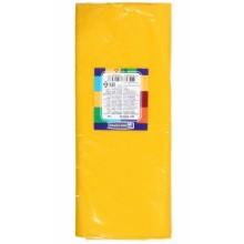 Скатерть одноразовая «Мистерия», 120×140 см, желтая
