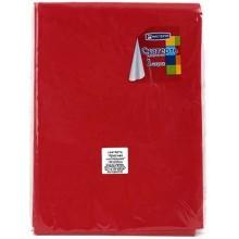 Скатерть одноразовая «Мистерия», 140×200 (+/-1 см), «Красная коллекция»