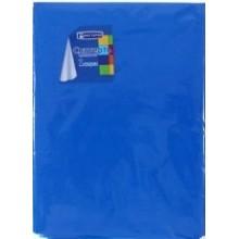 Скатерть одноразовая «Мистерия», 140×200 (+/-1 см), «Синяя коллекция»