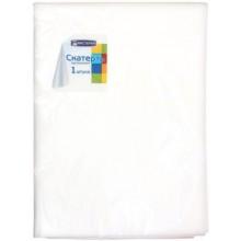 Скатерть одноразовая «Мистерия», 140×200 (+/-1 см), «Белая коллекция»