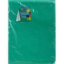 Скатерть одноразовая «Мистерия», 140×200 (+/-1 см), «Зеленая коллекция»