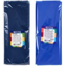 Скатерть одноразовая «Мистерия», 120×140 см, синяя