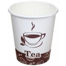 Стакан одноразовый бумажный для горячих напитков «Мистерия», 250 мл, «Турецкий кофе»