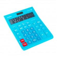 """Калькулятор настольный CASIO """"GR-12"""", 12-разрядный, голубой"""