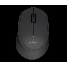 Мышь компьютерная Logitech M280 беспроводная, беспроводная, черный
