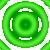 Прозрачно-зеленый