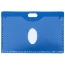 Бейдж пластиковый без крепления Economix, 55×90 мм