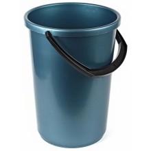 Ведро пластиковое, 12 л, синее