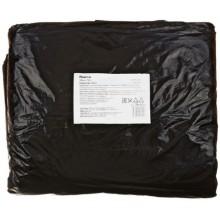 Пакеты для мусора, 120 л, 50 шт., черные