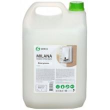Крем-мыло жидкое Milana, 5000 мл (5 кг), увлажняющее, «Жемчужное»