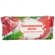 """Мыло туалетное Донагропродукт """"Земляника"""", флоу-пак, 90г"""