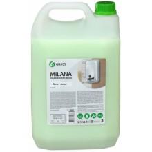 Крем-мыло жидкое Milana, 5000 мл (5 кг), увлажняющее, «Алоэ вера»