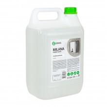 Мыло жидкое Milana, 5000 мл (5 кг), антибактериальное