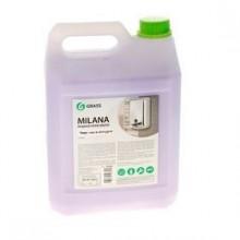Крем-мыло жидкое Milana, 5000 мл (5 кг), увлажняющее, «Черника в йогурте»