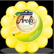 Освежитель воздуха в геле GEL FRESH General Fresh лимон, 150 гр