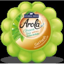 Освежитель воздуха в геле GEL FRESH General Fresh зеленый чай, 150 гр