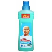 Средство для мытья пола Mr. Muscle, 750 мл, «Горный ручей и прохлада»