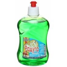 Средство для мытья посуды «Радуга», 500 мл, «Яблоко»