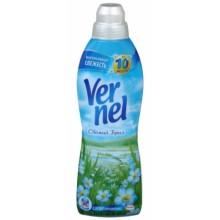 Кондиционер для белья концентрированный Vernel, 910 мл, «Свежий бриз»