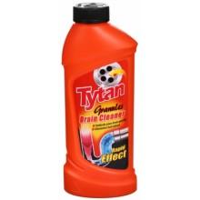 Гранулированное средство для чистки канализационных труб Tytan, 500 г