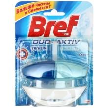Чистящее средство для унитаза Bref Duo Activ, 50 г, «Океан»