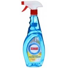 Средство для мытья стекол Хозяюшка, 750 мл, «Свежий озон»