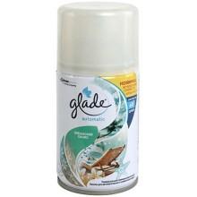 Сменный баллон к освежителю воздуха Glade Automatic, 269 мл, «Океанский оазис»