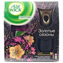 Освежитель воздуха Air Wick, 250 мл, «Нежность шелка и лилии»
