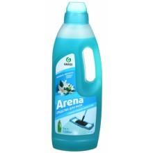 Моющее средство для пола с полирующим эффектом Arena, 1000 мл, «Водная лилия»