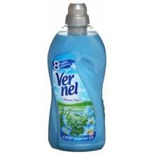 Кондиционер для белья концентрированный Vernel, 2000 мл, «Свежий бриз»