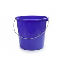 Ведро пластиковое BEROSSI, 5 л, лазурно-синий
