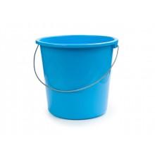 Ведро пластиковое BEROSSI, 5 л, голубая лагуна