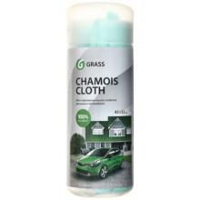 Салфетка из замши Chamois Cloth, 43×32 см, в тубе