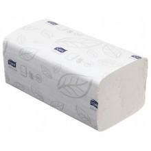 Полотенца бумажные Tork Advanced (в пачке), 1 пачка, ширина 230 мм, белые