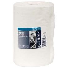 Полотенца бумажные Tork Advanced М1 (в рулоне), 1 рулон, ширина 215 мм, белые