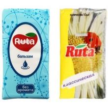 Платочки бумажные Ruta, 10 шт., «Классические»