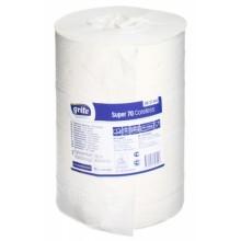 Полотенца бумажные Grite (в рулоне), 1 рулон, ширина 190 мм, белые